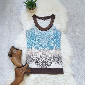 2 for $15 Almost Famous Boho Style Beaded Halter